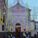 La Chiesa di Sant'Antonio Abate a Cicciano in occasione della festa (ph Brigitta Casieri)