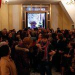 Tammurriata nella chiesa di Sant'Antonio Abate a Cicciano (ph Daniela Cesarini)