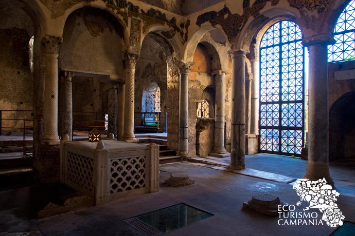 Il Mausoleo di San Felice presso le Basiliche Paleocristiane di Cimitile (ph Gianfranco Adduci)