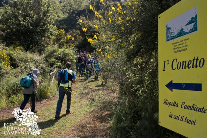 Escursione ai Conetti Vulcanici di Pollena Trocchia (ph Gianfranco Adduci)