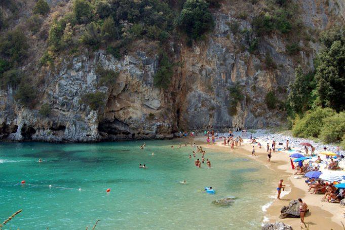 Spiagge balneabili della Campania