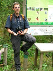 umberto saetta, guida esclusiva del parco nazionale del vesuvio