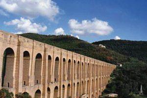 L'acquedotto borbonico a Valle di Maddaloni