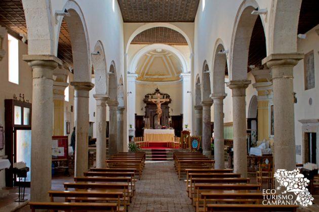 Chiesa di San Giovanni del Vaglio, Montefusco (ph Gianfranco Adduci)