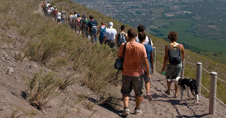 Promuovi escursioni e visite guidate