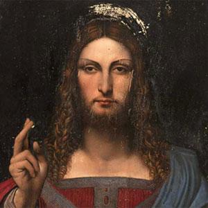 Il Salavator Mundi attribuito a Leonardo in mostra al Museo Diocesano di Napoli