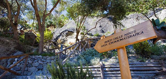 Il Parco Nitrodi ad Ischia