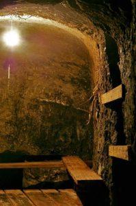 Una delle grotte delle Stufe di Nerone
