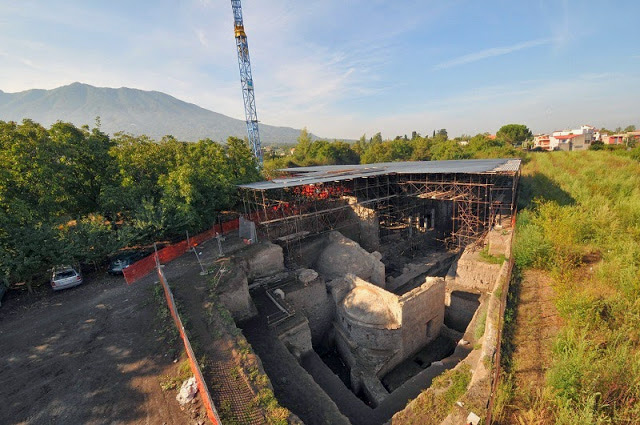 Il sito archeologico di Somma Vesuviana (Na)