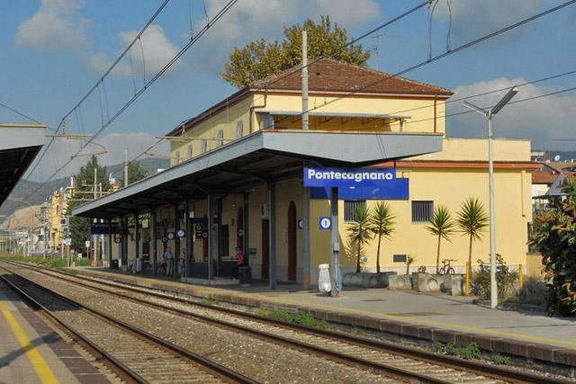 Stazione ferroviaria di Pontecagnano, Green Station Legambiente