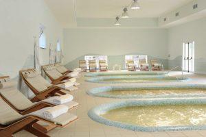 Terme di Agnano, piscine interne