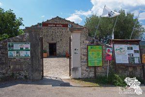 Centro visite Oasi WWF Morigerati (ph Gianfranco Adduci)