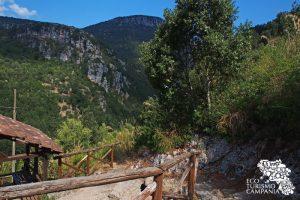 Sentiero Natura Oasi WWF di Morigerati (ph Gianfranco Adduci)