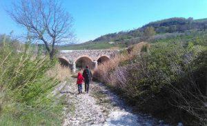 Via Francigena del Sud, tratto Casalbore - Ginestra degli Schiavoni