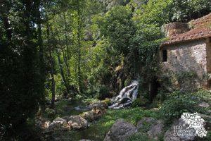Antico mulino nell'Oasi WWF Morigerati (ph Gianfranco Adduci)