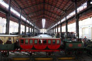 Il Museo Ferroviario di Pietrarsa