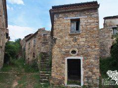 Roscigno vecchia, il paese-museo patrimonio Unesco