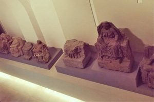 Le matres matutae nel Museo di Capua