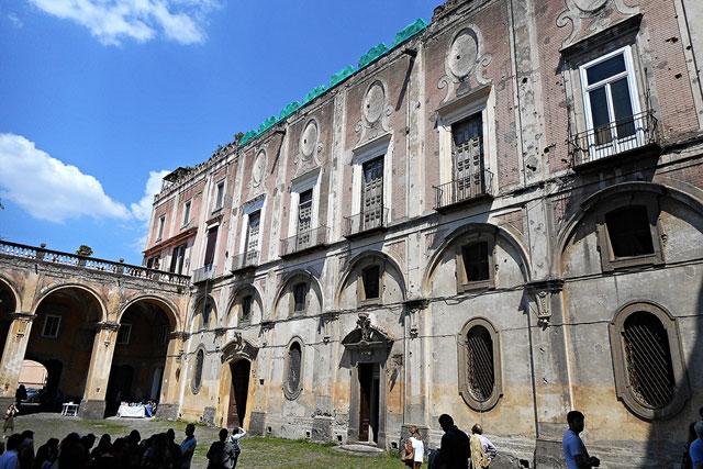Cortili Aperti a Napoli per la Giornata delle Dimore Storiche