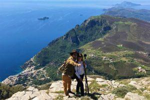 Trekking ed escursioni in Campania nel secondo weekend di maggio 2017