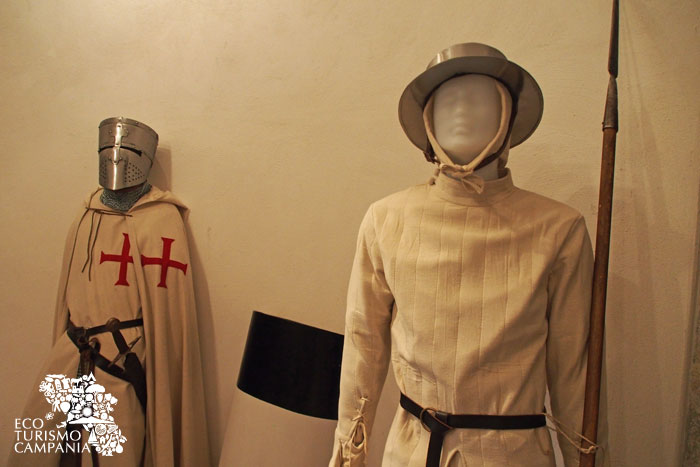 Mostra Templari a Caggiano (ph Gianfranco Adduci)