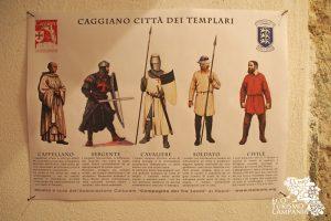 Caggiano città dei Templari