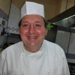 Lo chef Giovanni dell'Agriturismo La Ginestra