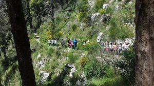 Visite guidate ed escursioni con i bambini presso la Fattoria Didattica La Ginestra