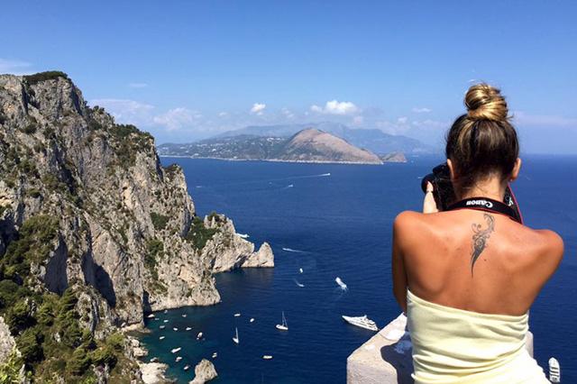 Trekking in Campania ultimo weekend di luglio 2017