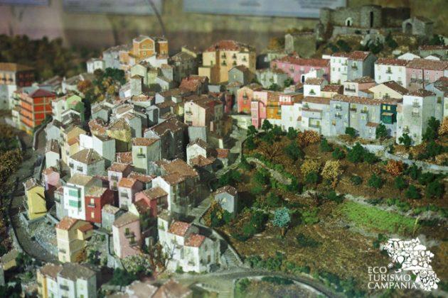 Plastico di Laviano prima del terremoto del 1980 (ph Gianfranco Adduci)