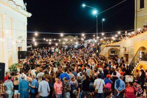 Incontri dello Sponz Fest a Calitri (foto di Giuseppe Di Maio)