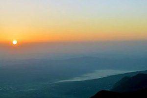 Trekking notturno monte Gallinola