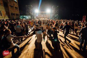 Balli allo Sponz Fest (foto di Giuseppe Di Maio)