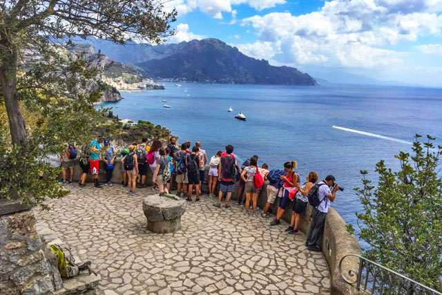 Trekking e visite guidate in Campania nel weekend 15-17 settembre 2017