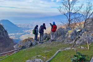 Trekking weekend Campania