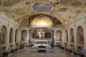 Cripta Catacombe San Gaudioso a Napoli