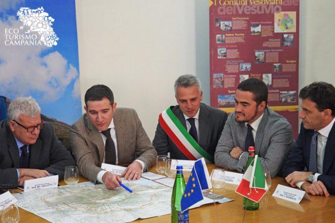 Parco Nazionale del Vesuvio, convenzione con Sogesid per il Grande Progetto Vesuvio
