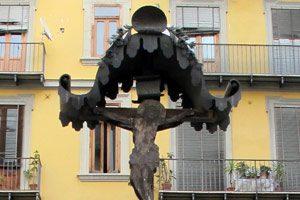 Crocefisso Borgo Orefici Napoli