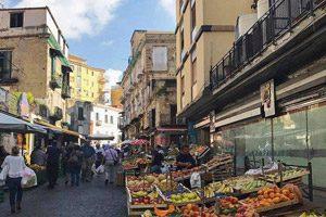 Il borgo di Antignano a Napoli