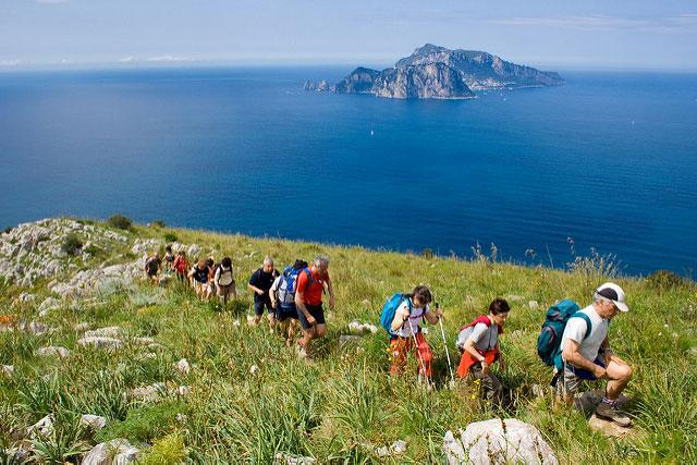 trekking punta campanella (da flickr, utente _topo_)