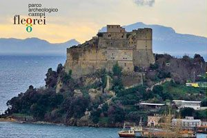 Il Castello di Baia nel Parco Archeologico dei Campi Flegrei