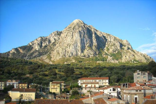 Monte Bulgheria, Parco del Cilento