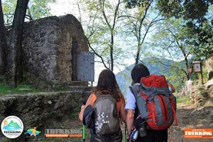 Trekking sul Monte Avvocata