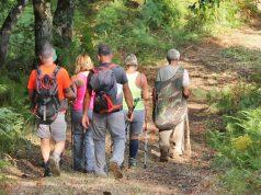 Trekking a Rofrano, nel Cilento