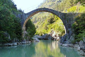 Il ponte di Annibale a Cerreto Sannita