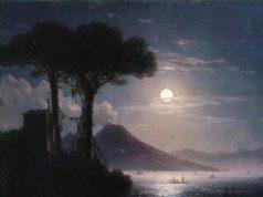 Moonlight in Naples, di di Ivan Aivazovsky