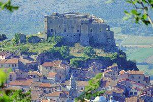 Il borgo medievale di Sicignano degli Alburni
