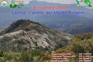 Escursione Laurito novembre 2018