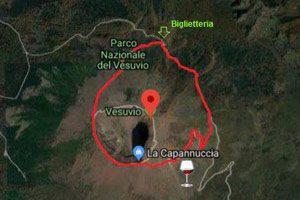 Aperitrekking sul Vesuvio con Umberto Saetta