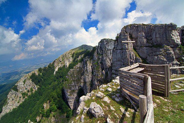 Monte Cervati, la vetta più alta della Campania